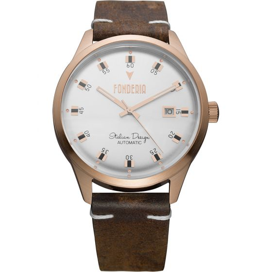 The Alchemist AUTOMATIC rose gold