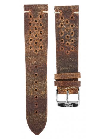 Leather straps for vintage watches