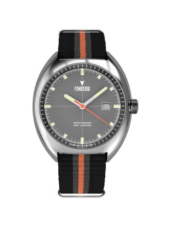 Taliedo Quartz Grey Nato