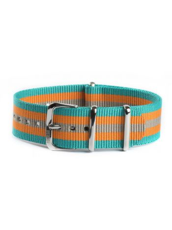 Nato strap green and orange