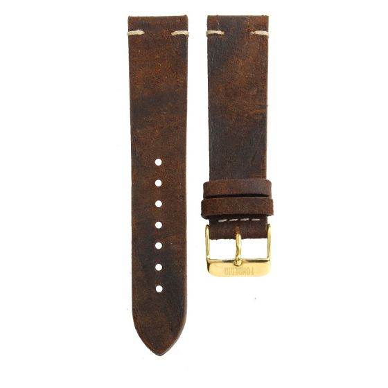 Leather straps made in Italy