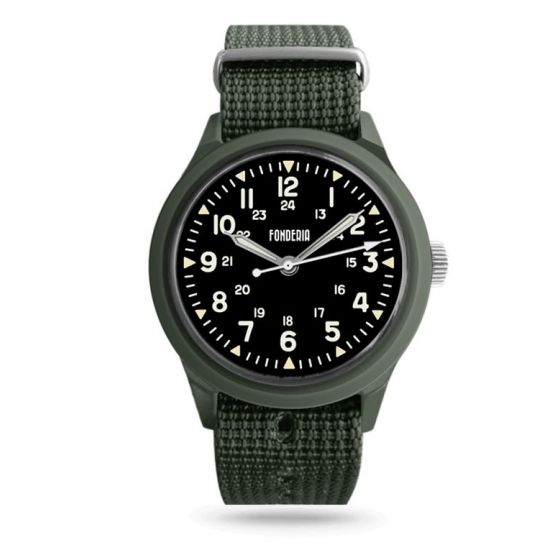 Jikan green black