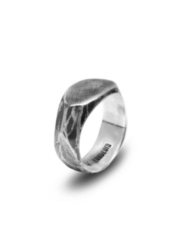 925 silver SCULPT ring