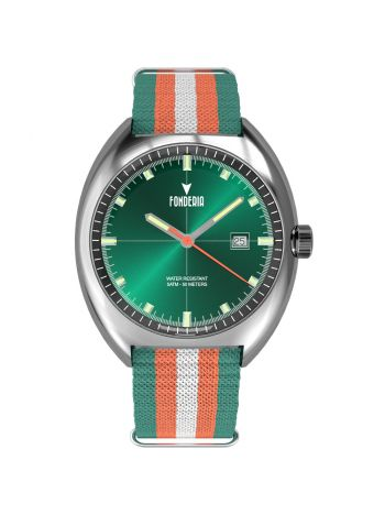 Taliedo Quartz Green Nato