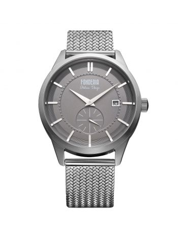 Steel men's wristwatches 1